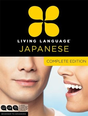Living Language Japanese, Complete Edition   -     By: Living Language