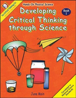 Developing Critical Thinking Through Science, Book 1   -     By: Paul Eggen