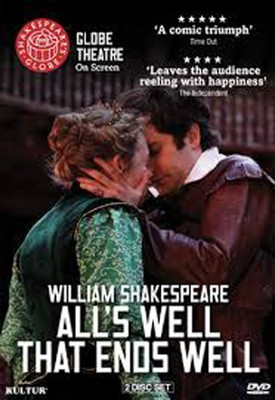 All's Well That Ends Well - Shakespeare Globe Theatre   -
