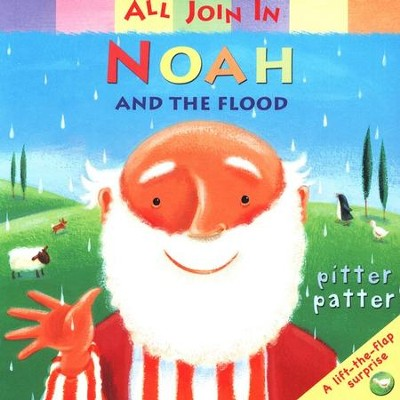 Noah and The Flood  -     By: Claire Henley