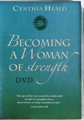 Becoming a Woman of Strength DVD  -     By: Cynthia Heald