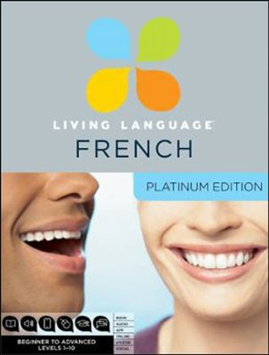 Living Language French, Platinum Edition   -     By: Living Language