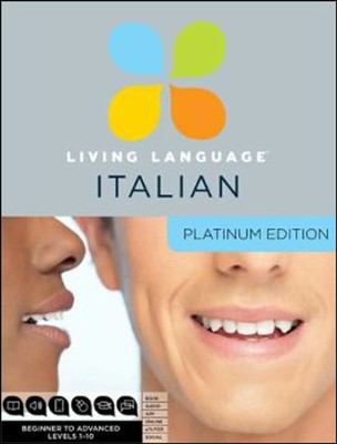 Living Language Italian, Platinum Edition   -     By: Living Language