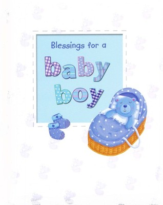 Blessings for a Baby Boy  -     By: Sophie Piper