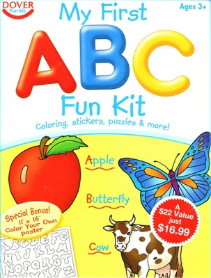 My First ABC Fun Kit  -