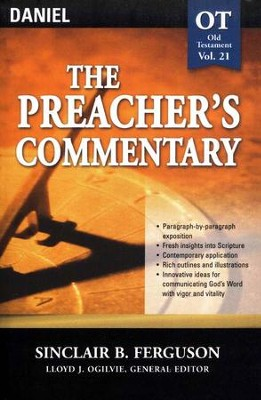 The Preacher's Commentary Vol 21: Daniel    -     By: Sinclair B. Ferguson