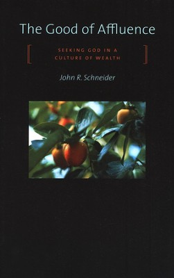 The Good of Affluence: Seeking God in a Culture of Modern Capitalism  -     By: John Schneider