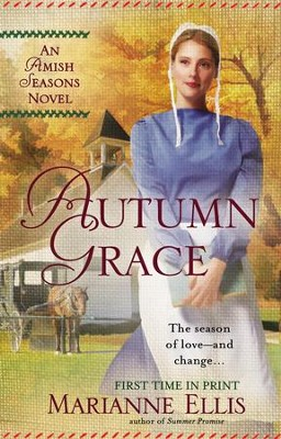 Autumn Grace - eBook  -     By: Marianne Ellis