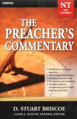 The Preacher's Commentary Vol 29:Romans    -     By: Stuart Briscoe