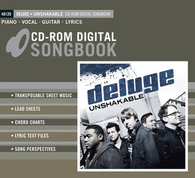 Unshakable Digital Songbook   -     By: Deluge