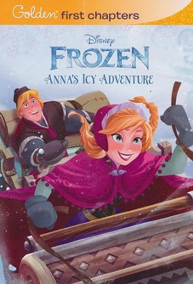 Frozen: Anna's Icy Adventure - Chapter Book   -     By: RH Disney     Illustrated By: RH Disney