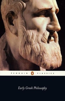 Early Greek Philosophy  -     Edited By: Jonathan Barnes     By: Jonathan Barnes