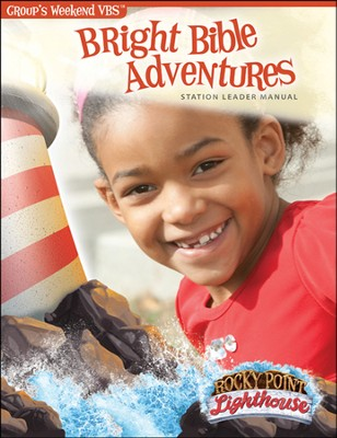 Bright Bible Adventures Leader Manual  -