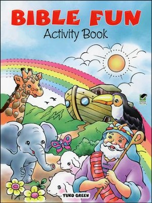 Bible Fun Activity Book  -     By: Yuko Green