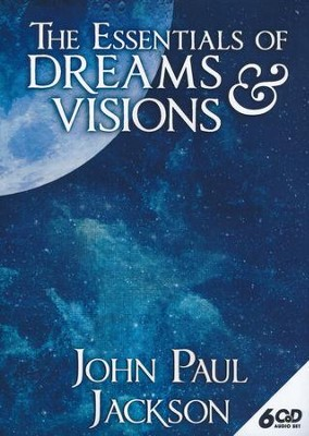 Understanding Dreams & Visions Audiobook on CD   -     By: John Paul Jackson