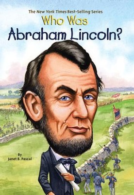 Who Was Abraham Lincoln? - eBook  -     By: Janet Pascal
