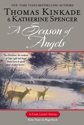 A Season of Angels - eBook  -     By: Thomas Kinkade, Katherine Spencer