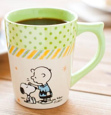 Peanuts &#174 Great Joy Mug   -     By: Charles M. Schulz