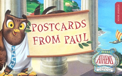 Postcards From Paul Student Book  -