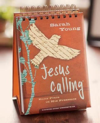 Jesus Calling for Teens, Big Daybrightener   Perpetual Calendar  -     By: Sarah Young