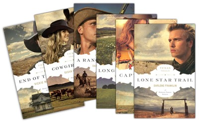 Texas Trails Series, 6 Volumes  -