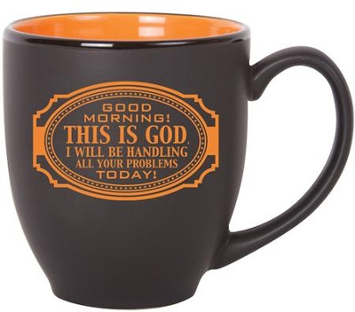 Good Morning Mug  -