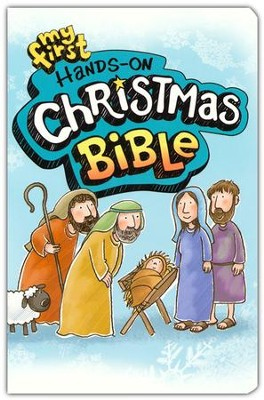 My First Hands-on Christmas Bible   -