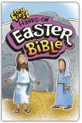 My First Hands-on Bible--Easter Edition   -     By: Group Publishing