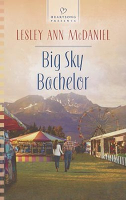 Big Sky Bachelor  -     By: Lesley Ann McDaniel