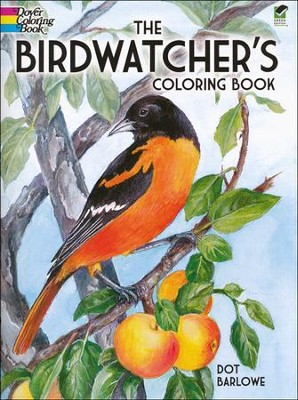 The Birdwatcher's Coloring Book  -     By: Dot Barlowe
