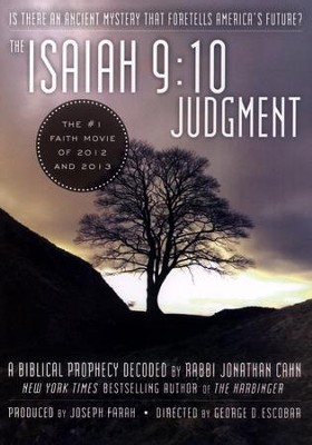 The Isaiah 9:10 Judgment DVD: Based on the Bestseller The Harbinger  -     By: Jonathan Cahn