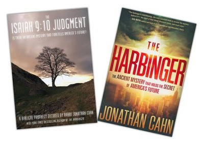 The Harbinger/The Isaiah 9:10 Judgment--Book and DVD        -