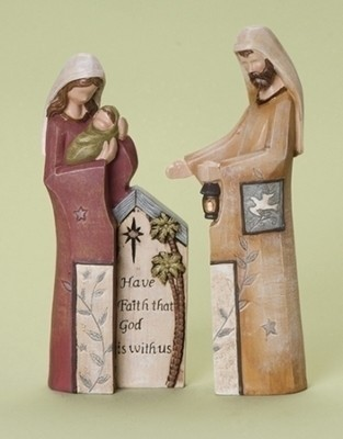 Holy Family Puzzle, Have Faith  -