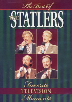 The Best of the Statlers, DVD   -     By: The Statler Brothers