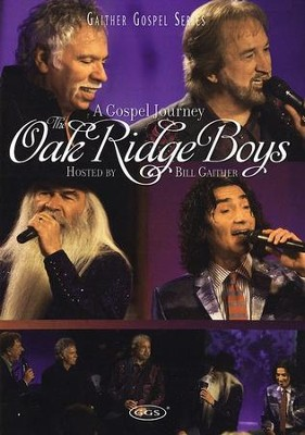 A Gospel Journey   -     By: The Oak Ridge Boys