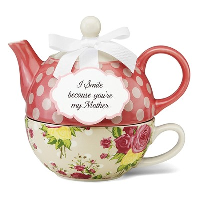 I Smile Because You' re My Mother, Tea for One   -