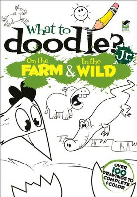 What to Doodle? Jr.: On the Farm & In the Wild  -     By: Rob McClurkan