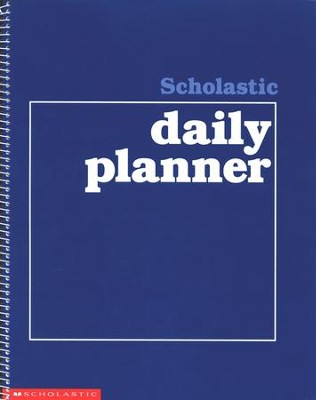 Scholastic Daily Planner   -