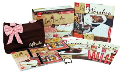 Caf&#233 Chocolat: Where Women Delight in God's Grace Director's Kit  -