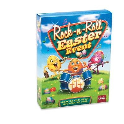 Rock-n-Roll Easter Event starter Kit   -