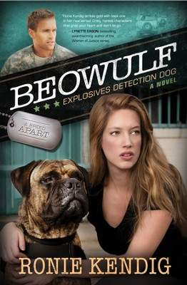 Beowulf: Explosives Detection Dog - eBook  -     By: Ronie Kendig