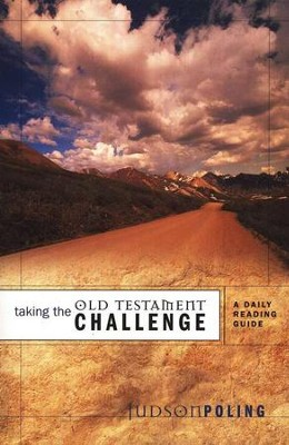 Taking the Old Testament Challenge: A Daily Reading Guide  -     By: John Ortberg
