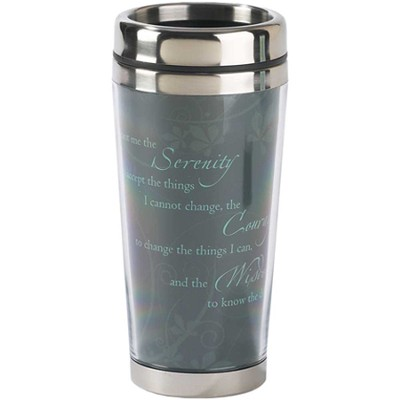 Serenity Prayer Travle Mug  -