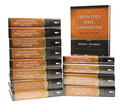 Expositor's Bible Commentary--Revised: 13-Volume Complete Set, Hardcover  -
