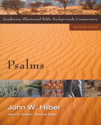 Psalms  -     By: John Hilber, John H. Walton