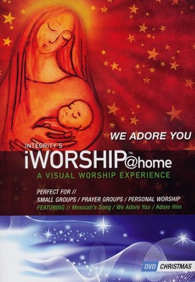 iWorship @ Home Christmas: We Adore You   -