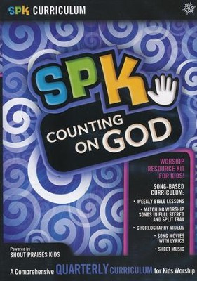 SPK Curriculum-Counting On God   -     By: Shout Praises Kids