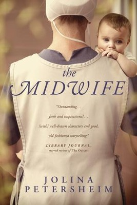 The Midwife - eBook  -     By: Jolina Petersheim