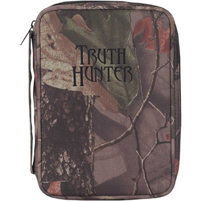 Truth Hunters Camo Bible Cover  -