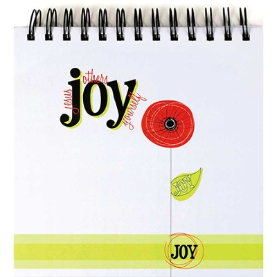 Joy, Flower Journal  -